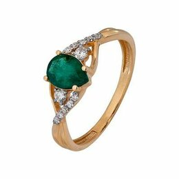 Кольца и перстни - 1910202487 Кольцо (Au 585) (17.0) Алмаз-Холдинг, 0