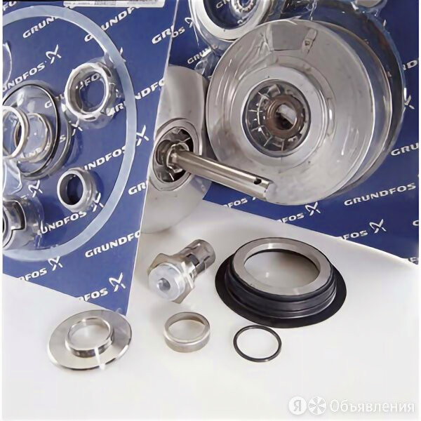 Grundfos Ремкомплект  Grundfos Kit, AP130 30-37kW по цене 262722₽ - Насосы и комплектующие, фото 0