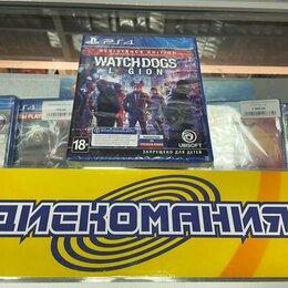 """Игры для приставок и ПК - Watch Dogs: Legion """"Resistance Edition"""" (PS4), 0"""