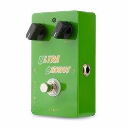 Процессоры и педали эффектов - Педаль эффектов Caline CP-28 Ultra Chorus, 0