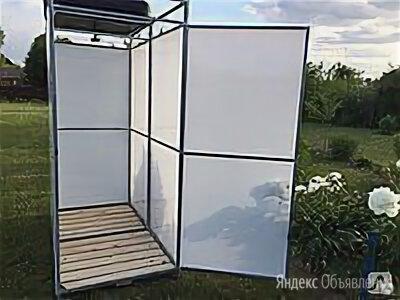 Летние душевые кабины Киреевск по цене 19200₽ - Души и душевые кабины, фото 0