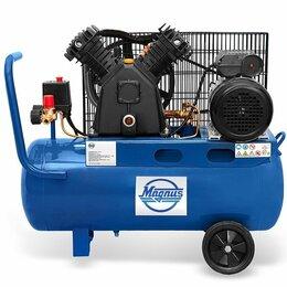 Воздушные компрессоры - Поршневой компрессор Magnus KV-360/100S, 0