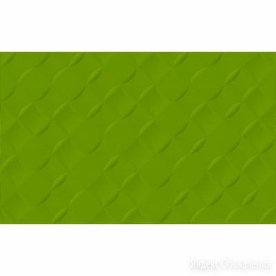 Плитка настенная Релакс зеленая 25х40 (1,6м2/86,4м2) 494061 по цене 961₽ - Керамическая плитка, фото 0