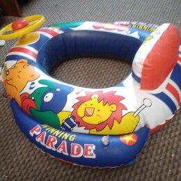Аксессуары для плавания - Надувной детский круг , 0