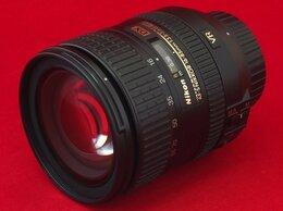 Объективы - Nikon 16-85mm f/3.5-5.6G ED VR AF-S DX…, 0