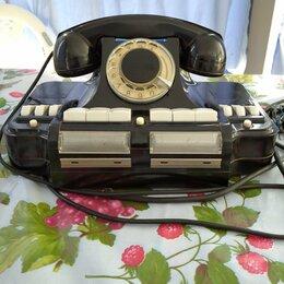 Проводные телефоны - Телефонный концентратор секретаря КС-6  СССР 1975 г, 0