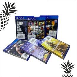 Игры для приставок и ПК - Диски игры для PlayStation 4, 0