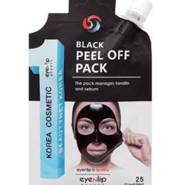 Маникюрные и педикюрные принадлежности - Маска-пленка очищающая EYENLIP Peel Off Pack Черный, 0