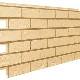 Фасадные панели - Панель отделочная VILO Brick GINGER фуга, 0