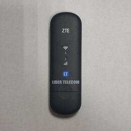 Спутниковое телевидение - 4G LTE модем ZTE MF79RU с WI-FI, 0