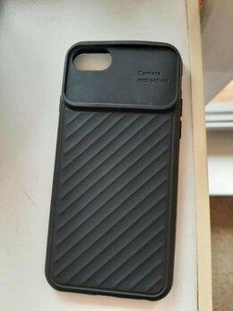 Чехлы - Чехол на iPhone Se (2020) и iPhone 8, 0