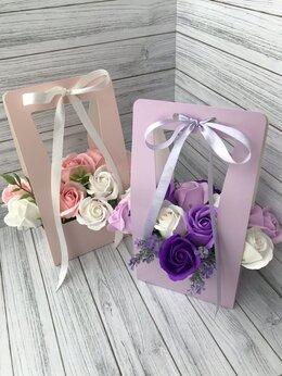Цветы, букеты, композиции - Букет из мыльных цветов💐, 0