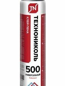 Клей - Клей-пена технониколь 500 professional, 0