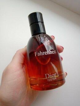 Парфюмерия - ПАРФЮМ Dior Fahrenheit ОРИГИНАЛ 100 МЛ, 0