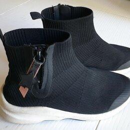 Кроссовки и кеды - Кроссовки носки (кеды,хайтопы) Zara 32р, 0