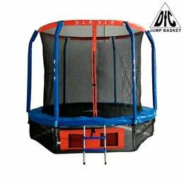 Каркасные батуты - Батут DFC JUMP BASKET 12ft (366cм) 12FT-JBSK-B, 0