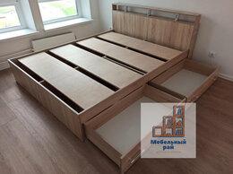 Кровати - Кровать Саломея с ящиками , 0