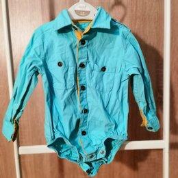 Рубашки - Рубашка-боди, 1-2 года, 0