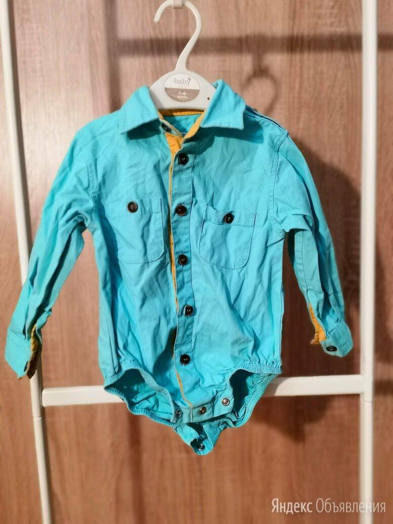 Рубашка-боди, 1-2 года по цене 700₽ - Рубашки, фото 0
