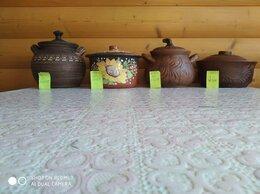 Блюда и салатники - посуда из глины, 0