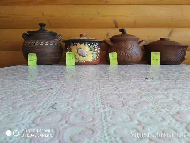 посуда из глины по цене 111₽ - Блюда, салатники и соусники, фото 0