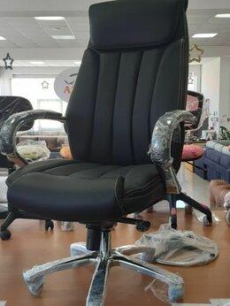 Кресла - Кресло руководителя Бюрократ T-9922SL/BLACK…, 0