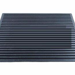 Товары для электромонтажа - Диэлектрический коврик резиновый 50Х50, 0