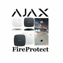 Охранно-пожарная сигнализация - Ajax FireProtect.Пожарный датчик, 0