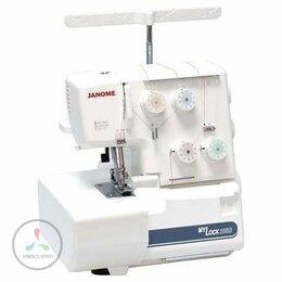 Оверлоки и распошивальные машины - Оверлок Janome ML205D, 0