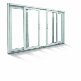 Окна - Окно раздвижное пластиковое 3200*1200, 0