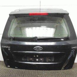 Кузовные запчасти - Крышка (дверь) багажника Киа Сид ЕД Kia Ceed ED…, 0