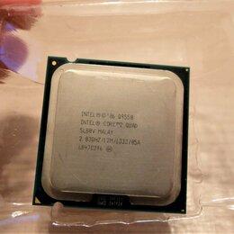 Процессоры (CPU) - Процессор 4 ядра Intel Core 2 Quad Q9550 2.83GHz сокет LGA 775, 0