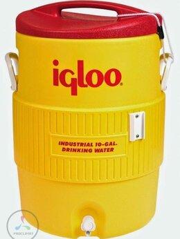Сумки-холодильники - Термоконтейнер Igloo 10 Gallon 400 Series…, 0