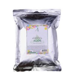 Маски - Маска альгинатная с экстрактом алоэ успокаивающая (пакет) Aloe Modeling Mask..., 0