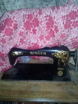 Швейные машины - Швейная машинка зингер ножная, 0