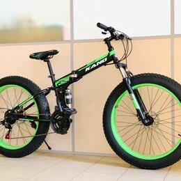 Велосипеды - Велосипед складной фэтбайк (магазин), 0