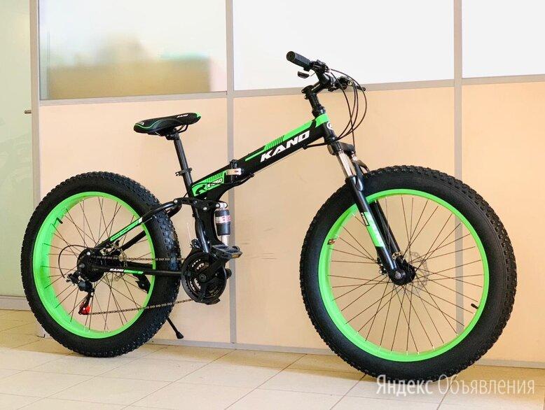 Велосипед складной фэтбайк (магазин) по цене 16990₽ - Велосипеды, фото 0