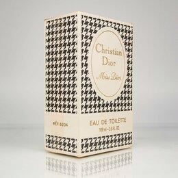 Парфюмерия - Miss Dior (Christian Dior) EDT 108 мл ВИНТАЖ СЛЮДА, 0