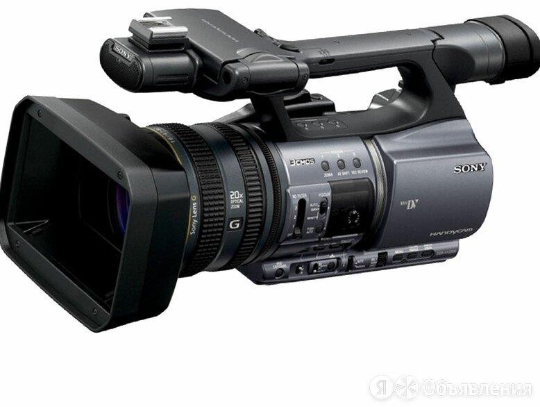 Профессиональная видеокамера sony dcr-vx2200e по цене 55000₽ - Видеокамеры, фото 0