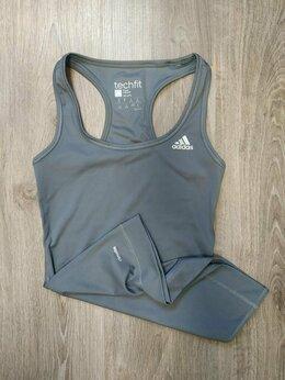 Футболки и топы - Женская спортивная майка Adidas, p.XS, 0