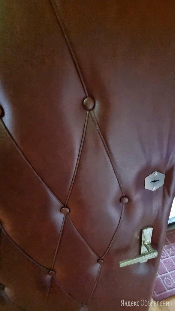 Дверь металлическая накладная левая по цене 3000₽ - Входные двери, фото 0