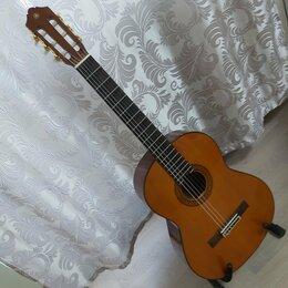 Акустические и классические гитары - Продам классическую гитару Yamaha  C 80. , 0
