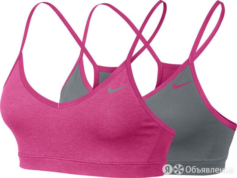 Топ NIKE fw Victory Reversible Pink/Grey ж. по цене 1790₽ - Футболки и топы, фото 0