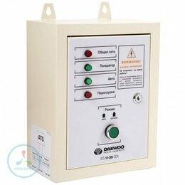Электрогенераторы - Блок автоматики Daewoo ATS 15-380GDA, 0
