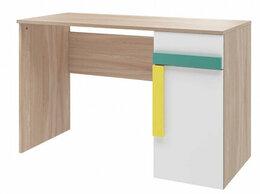 Компьютерные и письменные столы - Стол письменный Умка СТЛ.302.02 Ясень лион…, 0