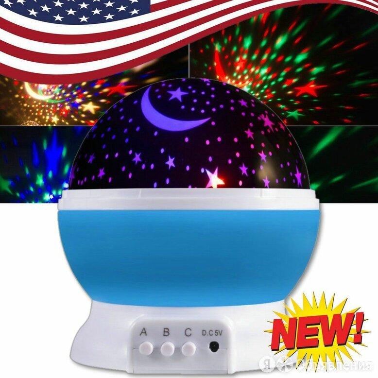 Ночник проектор Звездное небо по цене 890₽ - Ночники и декоративные светильники, фото 0