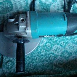 Шлифовальные машины - Угловая шлифмашина болгарка Makita 9069, 0