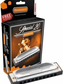 Губные гармошки - Hohner Special 20 560/20 G (M560086X) Губная…, 0