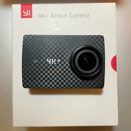 Экшн-камеры - Экшн камерa Action camera YI 4k+ plus Xiaomi, 0