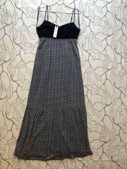 Платья - 46 размер 160 рост Esprit новый сарафан вискоза…, 0